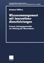 Wissensmanagement mit Innovationsdienstleistungen