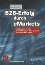 B2B-Erfolg durch eMarkets