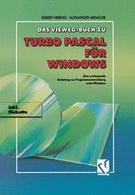 Das Vieweg Buch zu Turbo Pascal für Windows