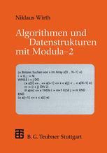 Algorithmen und Datenstrukturen mit Modula — 2