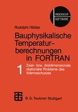Bauphysikalische Temperaturberechnungen in FORTRAN