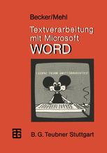 Textverarbeitung mit Microsoft WORD