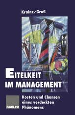 Eitelkeit im Management