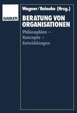Beratung von Organisationen
