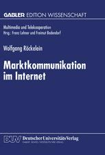 Marktkommunikation im Internet