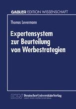 Expertensystem zur Beurteilung von Werbestrategien