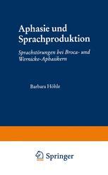Aphasie und Sprachproduktion