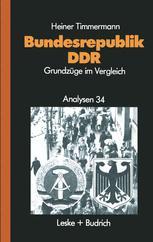 Bundesrepublik — DDR
