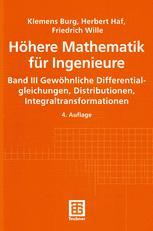 Höhere Mathematik für Ingenieure