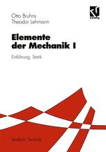 Elemente der Mechanik I