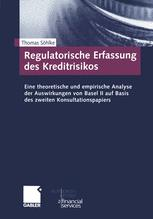 Regulatorische Erfassung des Kreditrisikos