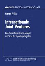 Internationale Joint Ventures
