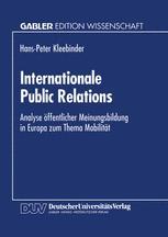 Internationale Public Relations