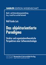 Das objektorientierte Paradigma