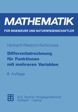 Differentialrechnung für Funktionen mit mehreren Variablen