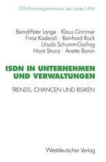 ISDN in Unternehmen und Verwaltungen