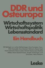 DDR und Osteuropa
