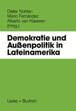 Demokratie und Außenpolitik in Lateinamerika