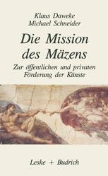 Die Mission des Mäzens