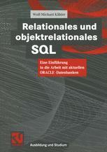 Relationales und objektrelationales SQL