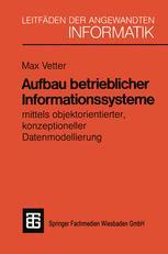 Aufbau betrieblicher Informationssysteme