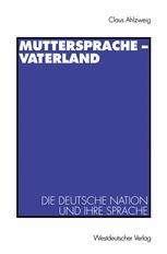 Muttersprache — Vaterland