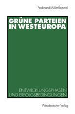 Grüne Parteien in Westeuropa