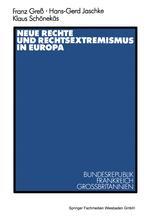 Neue Rechte und Rechtsextremismus in Europa