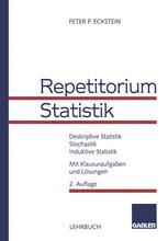 Repetitorium Statistik