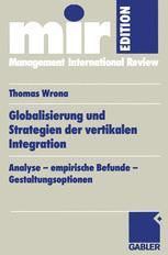 Globalisierung und Strategien der vertikalen Integration