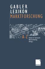 Gabler Lexikon Marktforschung