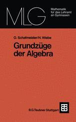 Grundzüge der Algebra
