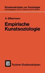 Empirische Kunstsoziologie