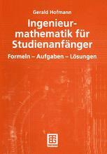 Ingenieurmathematik für Studienanfänger
