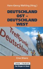 Deutschland Ost — Deutschland West