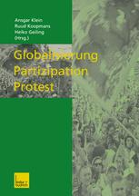 Globalisierung — Partizipation — Protest