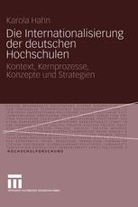 Die Internationalisierung der deutschen Hochschulen