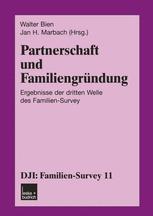 Partnerschaft und Familiengründung