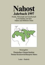 Nahost Jahrbuch 1997