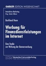 Werbung für Finanzdienstleistungen im Internet