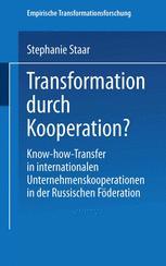 Transformation durch Kooperation?