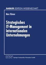 Strategisches IT-Management in internationalen Unternehmungen