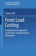 Front Load Costing