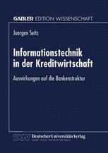 Informationstechnik in der Kreditwirtschaft