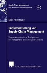 Implementierung von Supply Chain Management