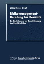 Risikomanagement-Beratung für Derivate