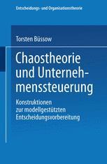Chaostheorie und Unternehmenssteuerung