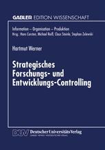 Strategisches Forschungs- und Entwicklungs-Controlling
