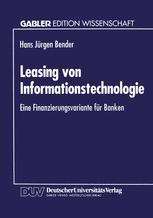 Leasing von Informationstechnologie