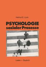 Psychologie sozialer Prozesse